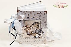 Papiernictvo - Tehotenský denník Bude to chlapček I - 10302909_