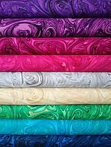 Textil - Bavlnené látky kolekcia MARBLE (Jade) - 10300209_