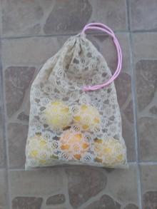Úžitkový textil - Vrecúško na zeleninu a ovocie - 10302052_