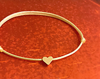 Náramky - náramok srdce - 10302261_