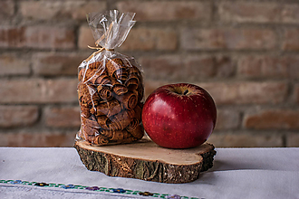 Potraviny - Ovocné RAW závitky Jablko - 10302213_