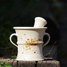Pomôcky - Kameninový Hmoždíř - Vůně kávy - 10301167_