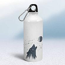 Nádoby - Turistická fľaša - 10303118_