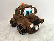 Hračky - Háčkované auto - 10302003_