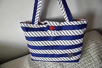 Iné tašky - Taška námornícka obojstranná - 10303128_