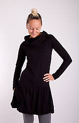 Šaty - KOFI KOFI black dress - 10303078_