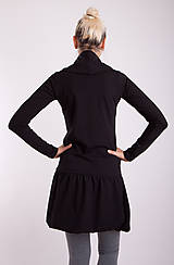 Šaty - KOFI KOFI black dress - 10303080_