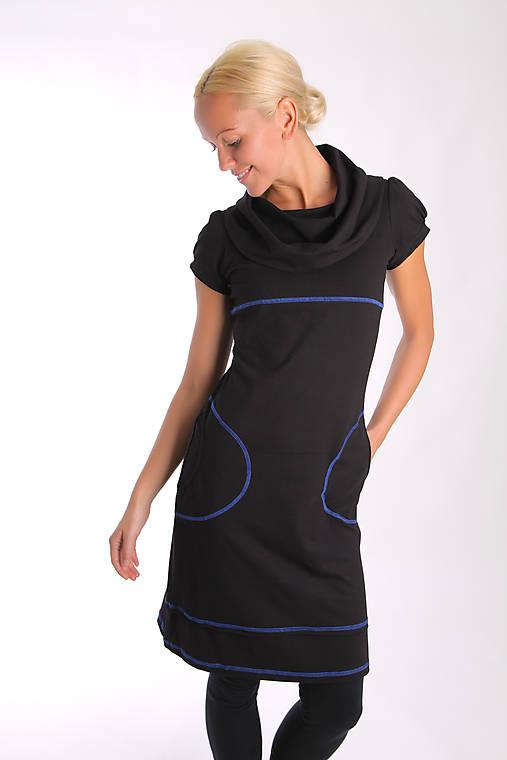 NUMBER SEVEN... black dress