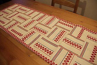 Úžitkový textil - Stredový obrus - 10300582_