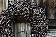 Dekorácie - Prírodný veniec Betula (Paths) - 10301460_