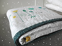 Textil - jarná deka - 10302021_