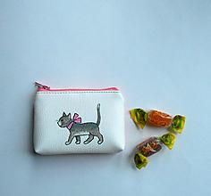 Detské tašky - mačka - 10301013_