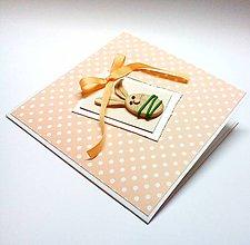 Papiernictvo - Pohľadnica ... veľkonočná I (A) - 10304508_