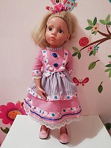 Hračky - Šaty pre bábiku Gotz v 50 cm - 10306379_