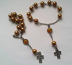 Iné šperky - Ruženec - 10303723_