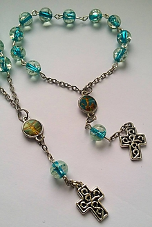 Iné šperky - Ruženec - 10303733_