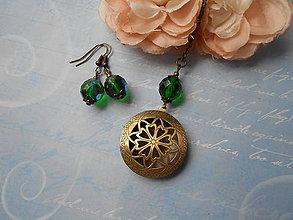 Sady šperkov - Nosím ťa vo svojom srdci... VII. - 10305368_