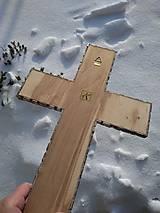 Socha - Kríž manželskej čistoty - 10304249_