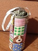Iné tašky - Obal na fľašu - 10304254_