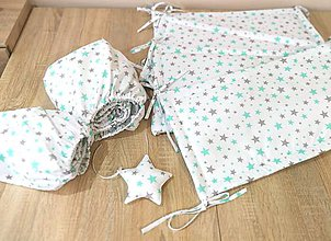 Textil - Set do postieľky - 10304455_