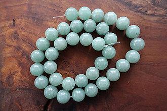 Minerály - Aventurín zelený 10mm - 10306236_
