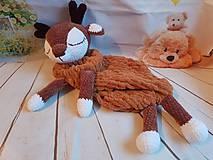 Hračky - Pyžamo žrutik - 10308780_