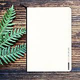 Papiernictvo - MADEBOOK - zošit A5 biely - 10307941_