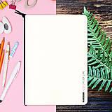 Papiernictvo - MADEBOOK - zošit A5 biely - 10307942_