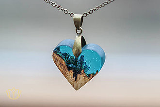 Náhrdelníky - Valentine - 10308509_