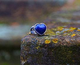 """Prstene - Nerezový prsten.."""" Deep Blue """" - 10309205_"""