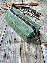 Taštičky - Dopp Kit - khaki - 10309719_