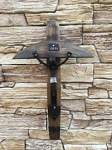 Dekorácie - kríž - 10309687_