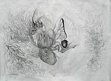 Kresby - V kukle - 10307300_
