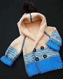 Detské oblečenie - Svetrík - 10307241_