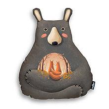 Úžitkový textil - Love is in the Bear - Medium - 10309341_