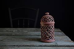 - Aromalampa patina železo - 10307292_