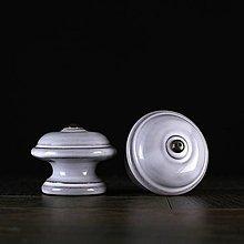 Nábytok - Úchytka - knopka rustik - vzor č. 3 velký - 10310862_