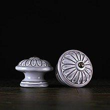 Nábytok - Úchytka - knopka rustik- vzor č. 4 velký - 10310945_