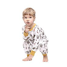 Detské oblečenie - Upratovanie v lese - 10310393_