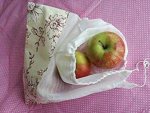 Nákupné tašky - Susugo ekologické nákupné vrecúško. - 10309485_