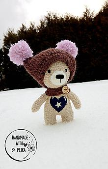 Hračky - Medvedík Softy ♥ - 10313409_