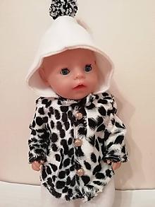 Hračky - Oblečenie pre bábiku Baby born v. 43 cm - 10315445_