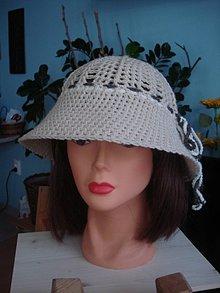 Čiapky - dovolenkový klobučik - 10313725_