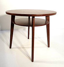 Nábytok - Stylový stolík - 10311526_