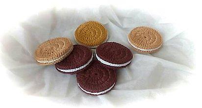 Hračky - Keksíky oreo ,z ktorých sa nemrví (a nepriberááá) - 10311944_