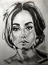 Obrazy - portrety - 10313981_