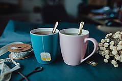 Pomôcky - Sada čajových lyžičiek s menami - 10313829_