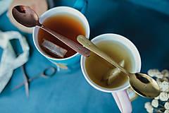 Pomôcky - Sada čajových lyžičiek s menami - 10313839_