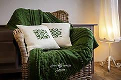 Úžitkový textil - vidiecka romantika - 10313665_