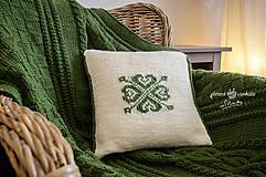 Úžitkový textil - vidiecka romantika - 10313669_
